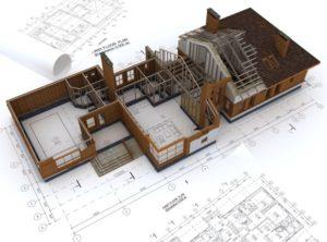 Технический план дома Истра
