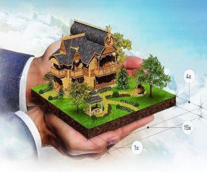 Оформить землю и дом под ключ